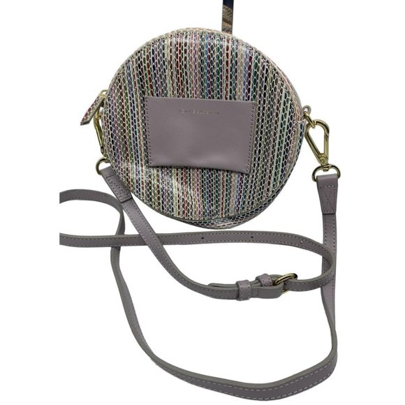 Handbags - Lori Goldstein Multicolor Leather Crossbody Bag